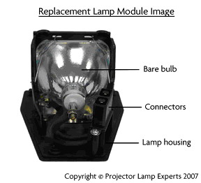 Replacement Lamp Module Image